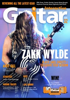 Guitar Interactive Issue No 32 Out Today