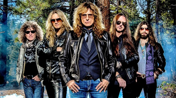 Whitesnake Return with First Album in Four Years