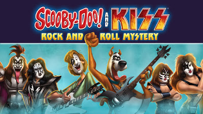 Scooby Doo Vs KISS!