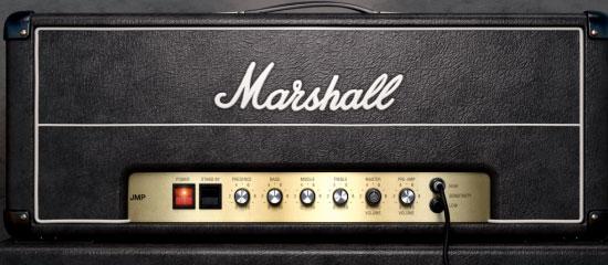 Universal Audio release the Marshall JMP 2203 Plugin