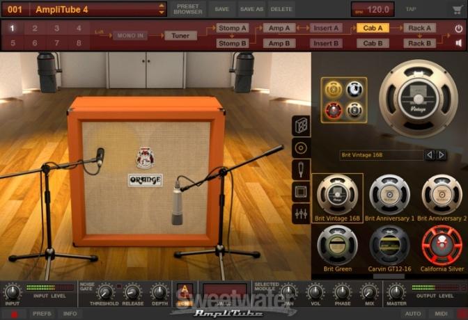 Review-Amplitube 4 Desktop…..Don't mock the Marshalls